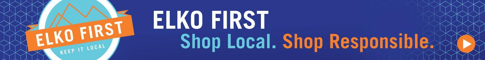 Shop Local Elko First